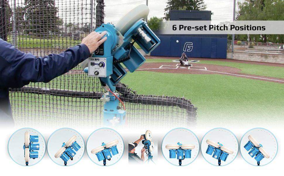 Jugs BP2 Baseball Pitching Machine