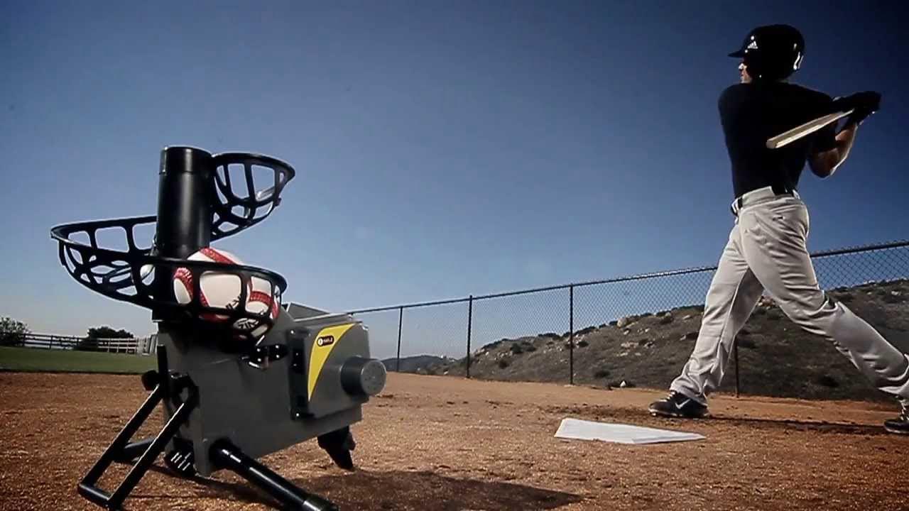 best baseball pitching machine