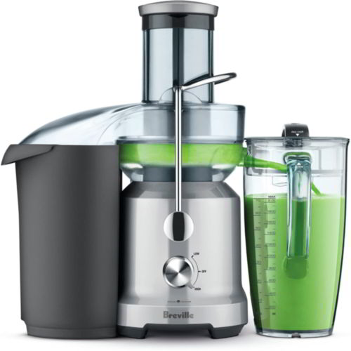 Breville BJE430SIL Juice Fountain Cold Centrifugal Juicer 1