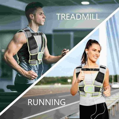 RitFit Adjustable Weighted Vest 1