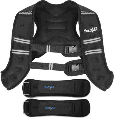 Yes4All Weighted Vest 1