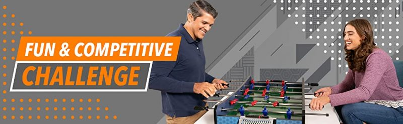 Sport Squad FX40 40 Table Top Foosball Table
