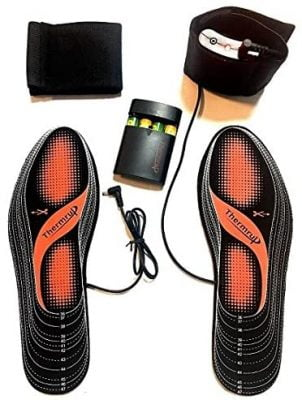 Thermrup Electric Foot Warmers