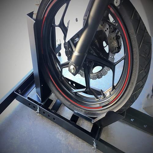 Best Adjustable Motorcycle Wheel Chock