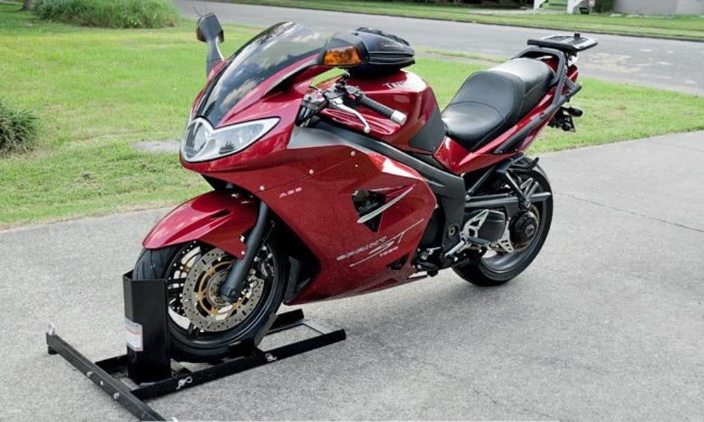 Best Motorcycle Wheel Chock