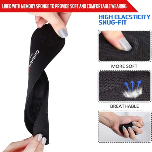 Foot Warmers with Power Display