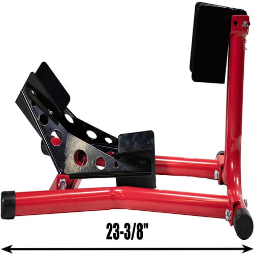 Motorcycle Front Wheel Chock