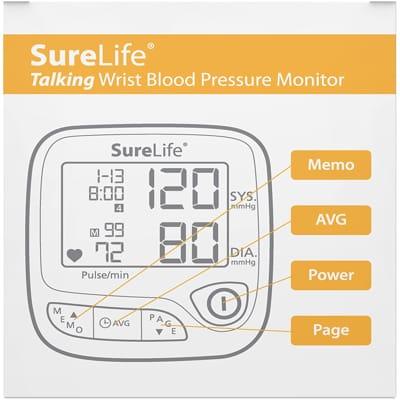 Best Talking Wrist Blood Pressure Monitor