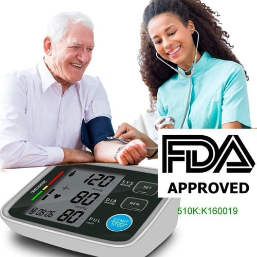 Best upper arm Blood Pressure monitor
