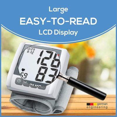 Beurer Wrist Blood Pressure Monitor 1