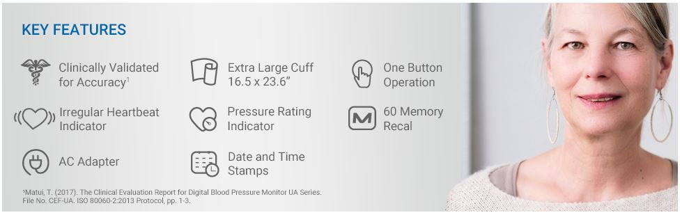 Blood Pressure Monitor LifeSource