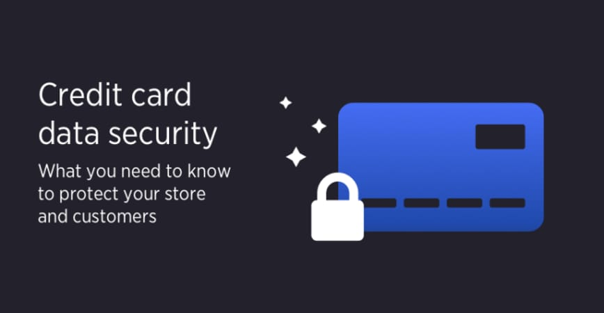 Ensure security to your credit card