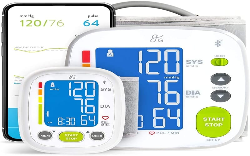 Greater Goods Blood Pressure Monitor 1 1