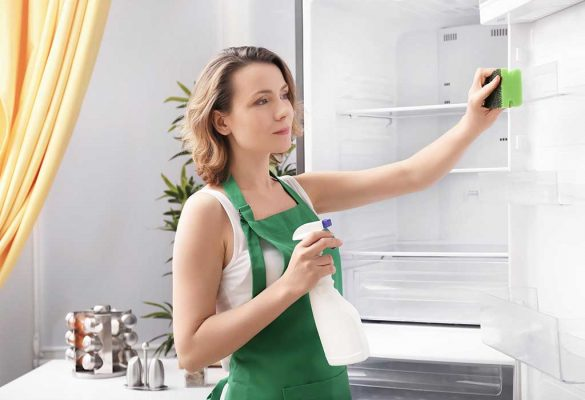 How to Clean a Refrigerator 2