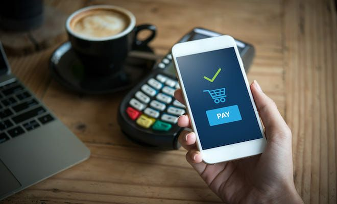 Using payment applications