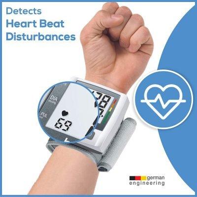 Wrist Blood Pressure Monitor 1