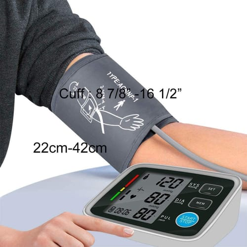 upper arm Blood Pressure monitor Reviews