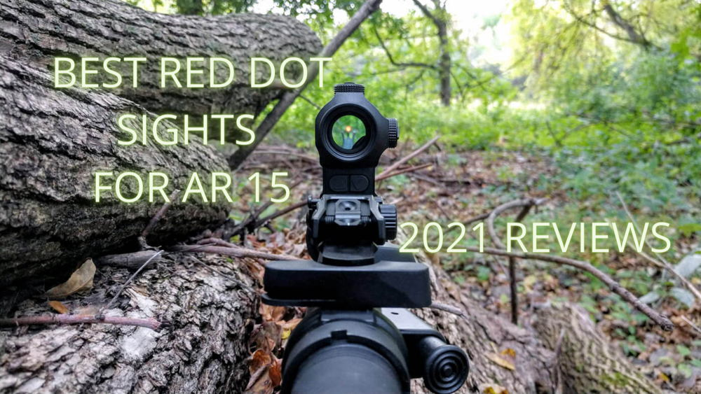 Best Red Dot Sights For AR 15