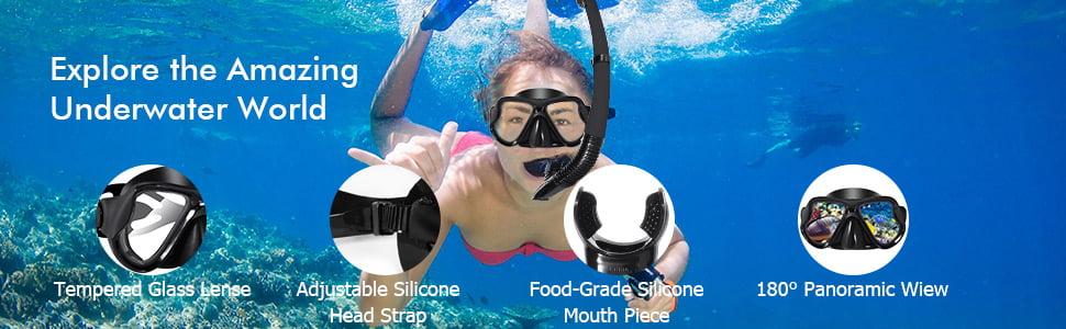 best snorkel brand