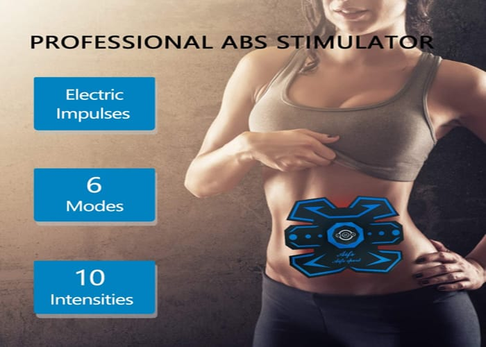 Portable Abs Stimulator by Mooray sports