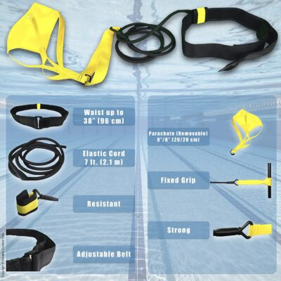Reliable Outdoor Gear Swimming Belt 1