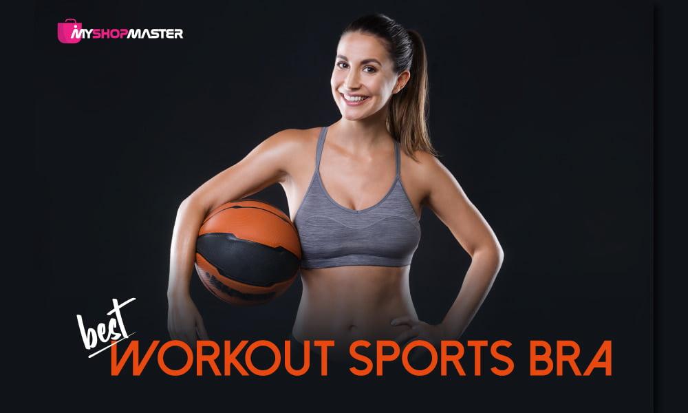 best workout sports bra min
