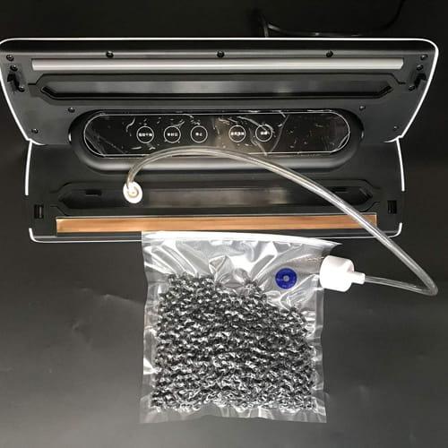 Food Saver Adapter PU Kitchen Vacuum Attachment Kit