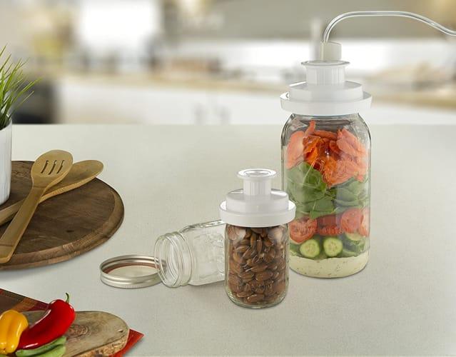 FoodSaver Regular Jar Sealer Kit