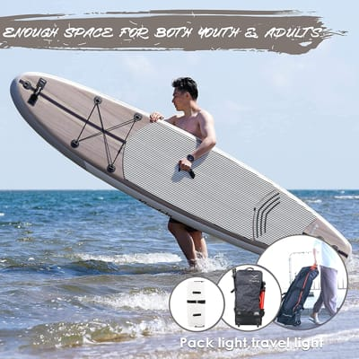 Kingsley Inflatable Stand Up Paddle Board