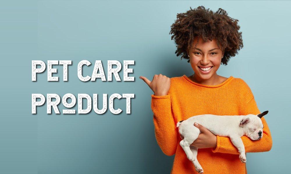 Pet care product min
