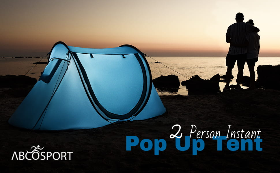 Automatic Instant 2 Person Tent