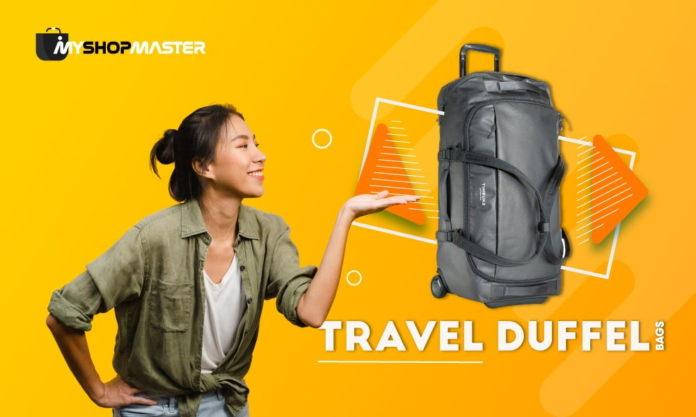Benefits of travel duffel bags with wheels min