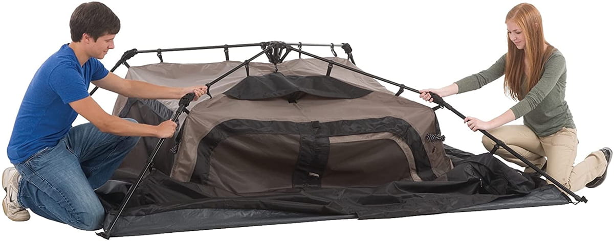 Cabin Tent with Instant Setup