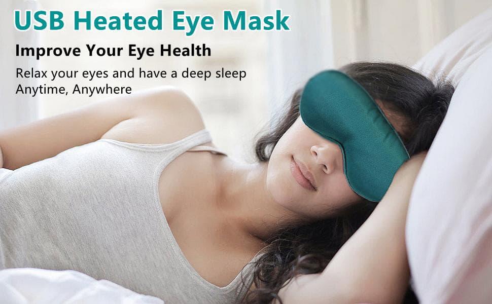 CofeLife Heated Eye Mask