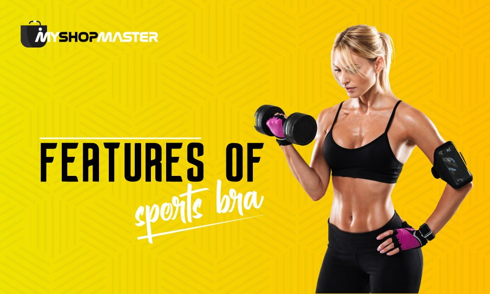 Features of sports bra min