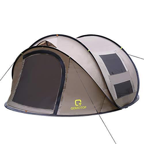 OT QOMOTOP 4 Person Camping Tent