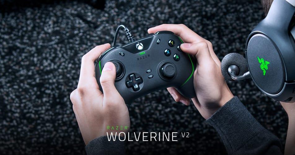 Razer Wolverine Gaming Controller