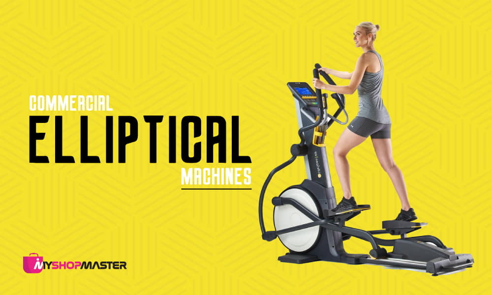 Powerful Commercial Elliptical Machines