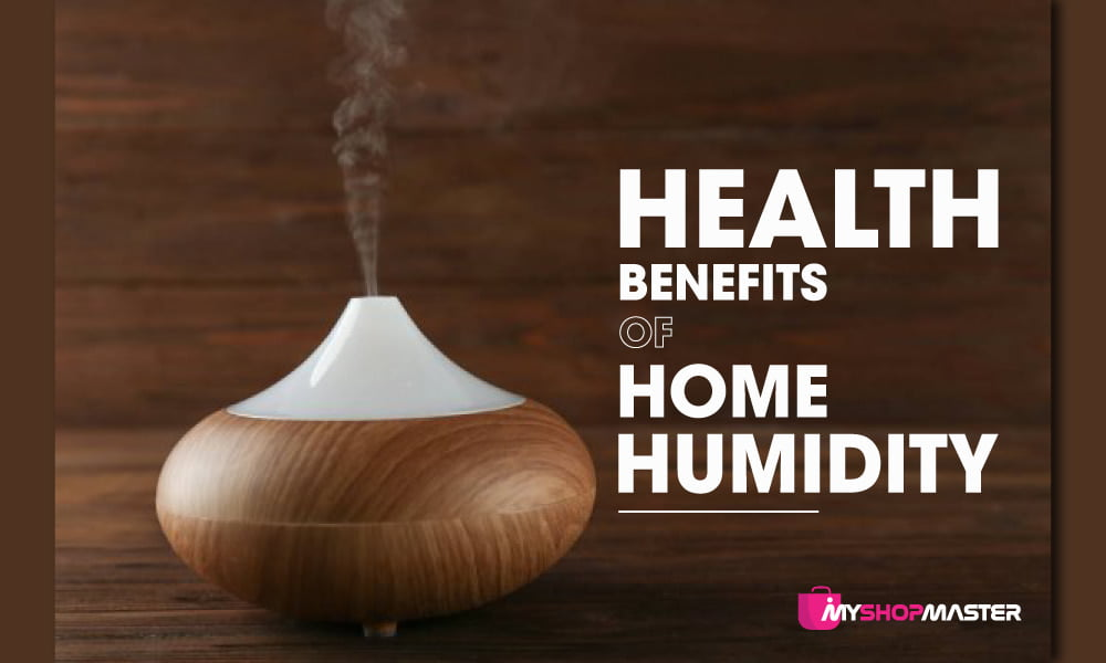 Health benefits of home humidity control system